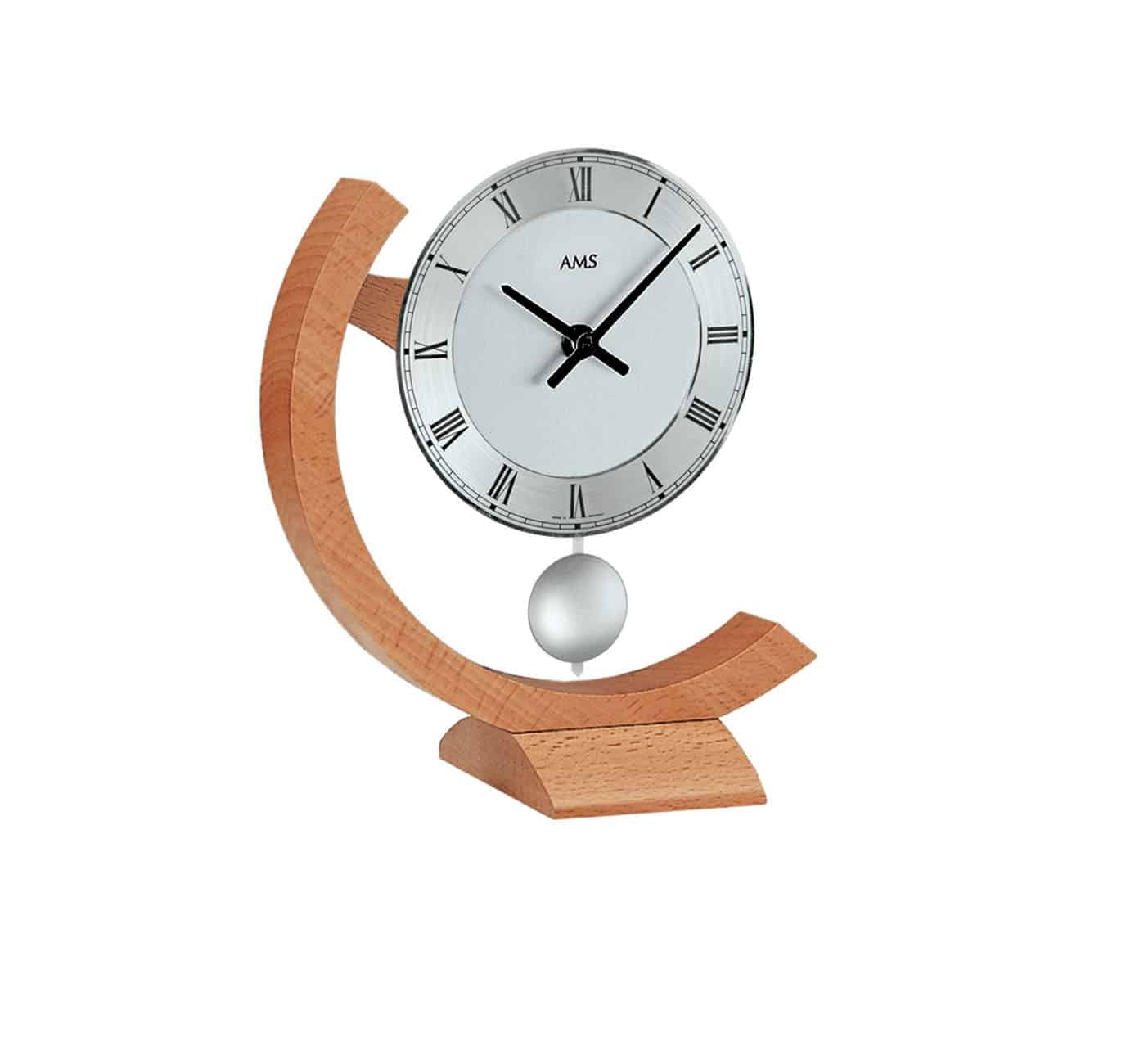 sometime umbra natural catalog desk view clock white s usd id product