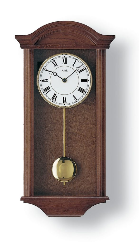 AMS 9559 - Wall Clock - Quiet Clock - ebay.com.au