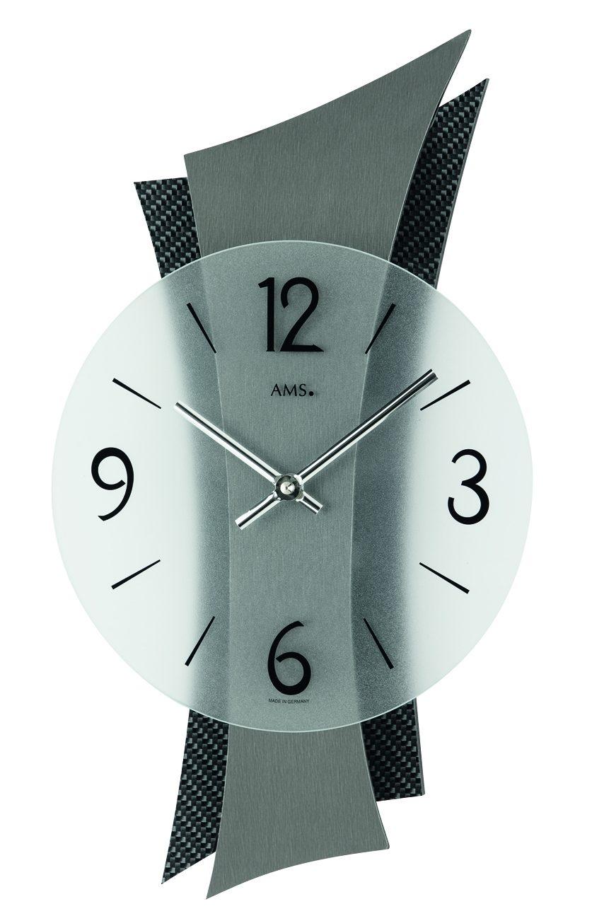 Ams 9400 quartz wall clock ams clocks ams 9400 quartz wall clock amipublicfo Choice Image