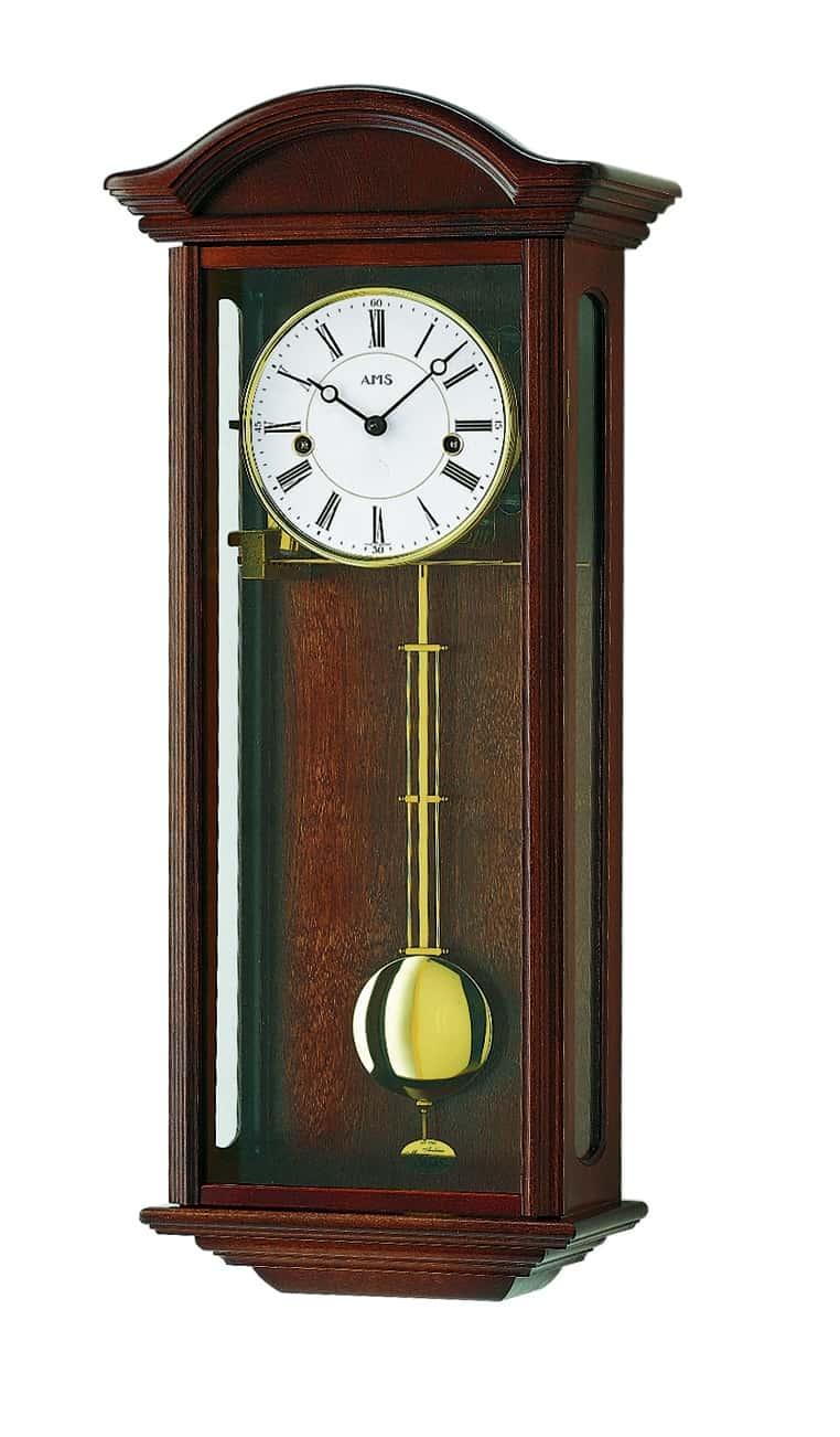 Ams 606 1 Mechanical Wall Clock Ams Clocks