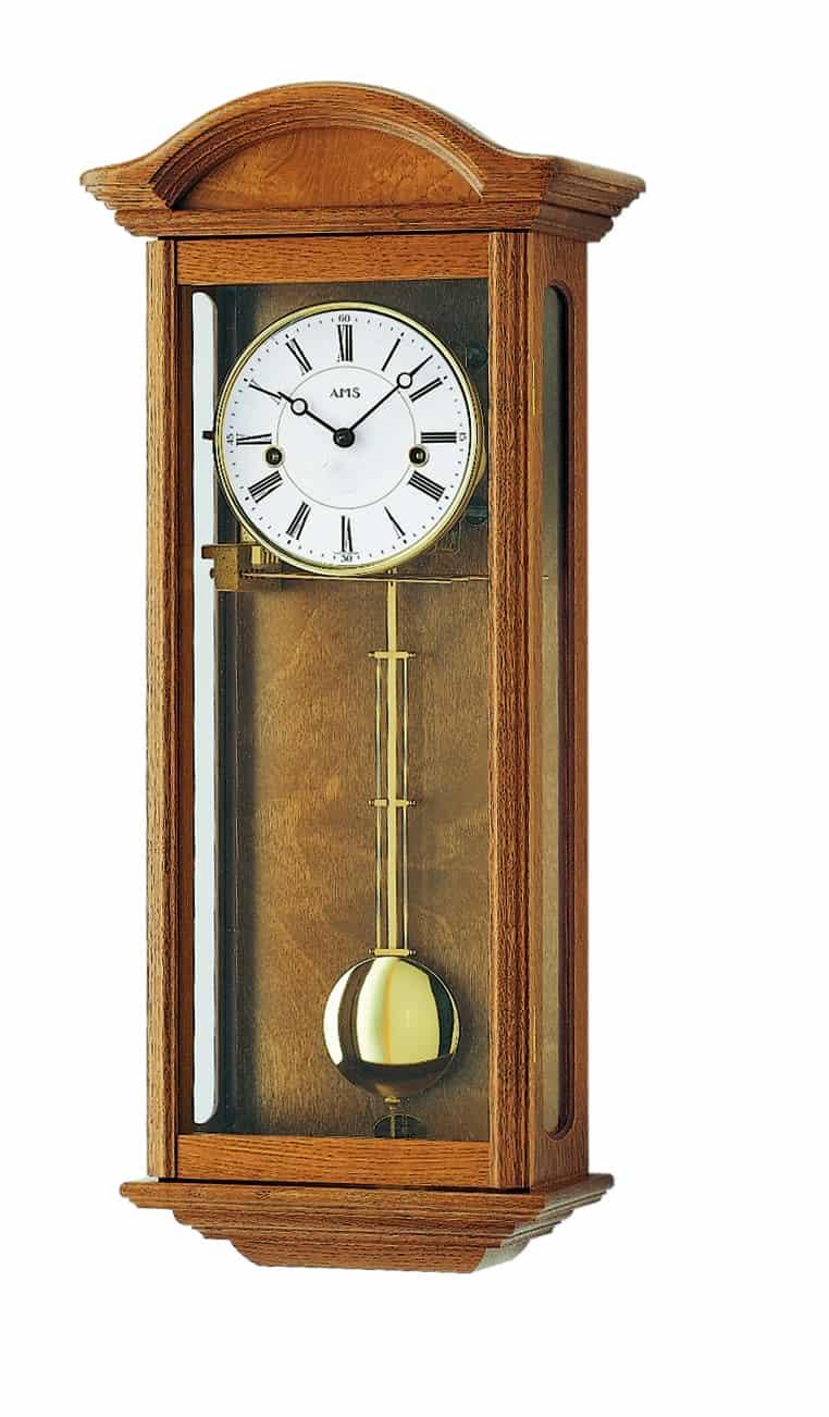 Ams 606 4 Mechanical Wall Clock Ams Clocks