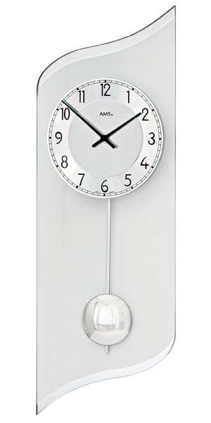 AMS 7436 Quartz Pendulum Clock