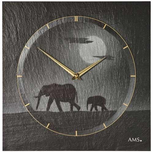 AMS Clock 9524