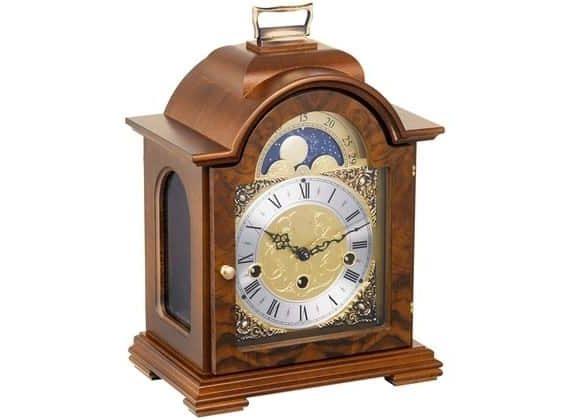 AMS Clock 2177-1
