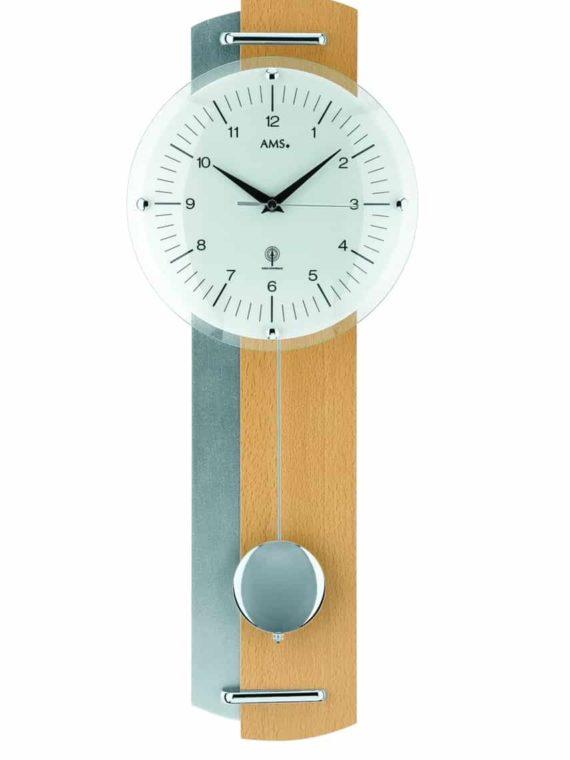 AMS clock 5244/18 Radio Control