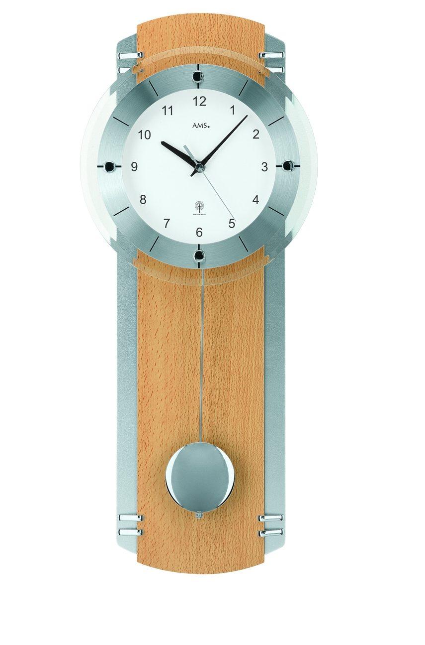 Ams 524518 radio control quartz wall clock ams clocks ams 524518 radio control quartz wall clock amipublicfo Choice Image