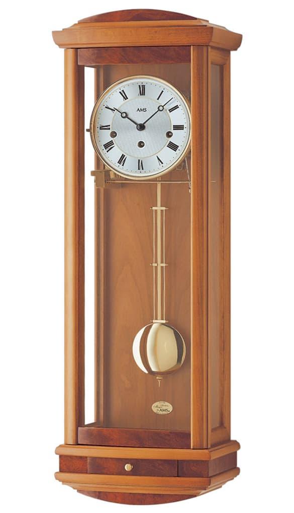 AMS 26079 mechanical wall clock AMS Clocks