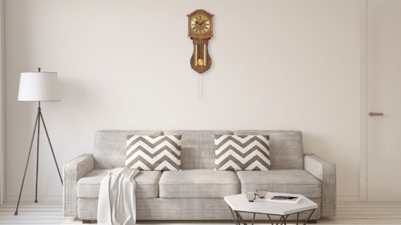 Good Vibrations – Quartz Wall Clocks
